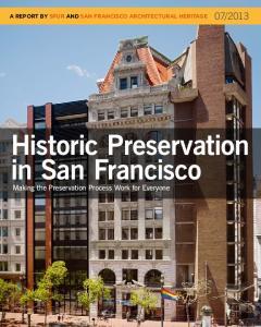 Historic Preservation in San Francisco