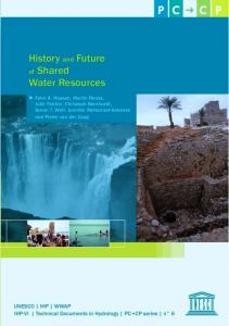History and Future of Shared Water Resources