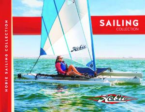 HOBIE SAILING COLLECTION SAILING COLLECTION