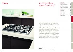 Hobs. What should you expect from a hob?