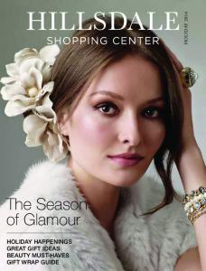 holiday 2014 The Season of Glamour Holiday Happenings Beauty Must-Haves Gift Wrap Guide