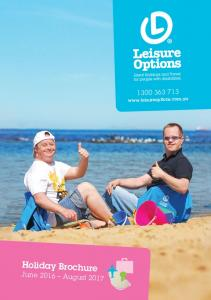 Holiday Brochure