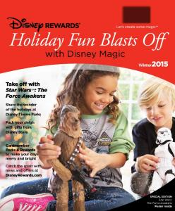 Holiday Fun Blasts Off