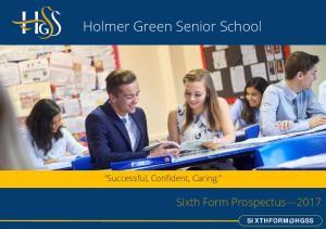 Holmer Green Senior School