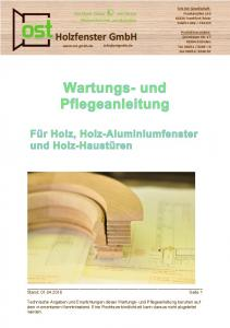 Holzfenster GmbH