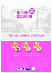 Home Sellers Brochure