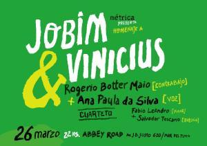 Homenaje a Tom Jobim & Vinicius de Moraes