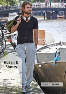 Hosen & Shorts. TJ5406 Seite 408. Jogging & Freizeit Regenschutz