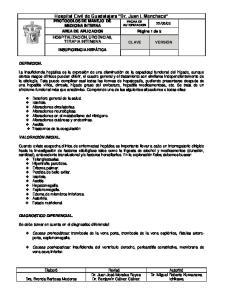 Hospital Civil de Guadalajara Dr. Juan I. Menchaca PROTOCOLOS DE MANEJO DE MEDICINA INTERNA