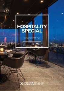 hospitality SPECIAL LIGHTING SOLUTIONS FOR HOTEL, WELLNESS, RESTAURANT & BAR