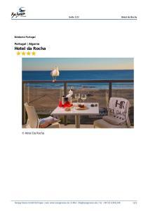 Hotel da Rocha. Portugal Algarve. Hotel Da Rocha. Entdecke Portugal