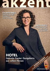 HOTEL Gabriela Ganter: Gastgeberin aus vollem Herzen
