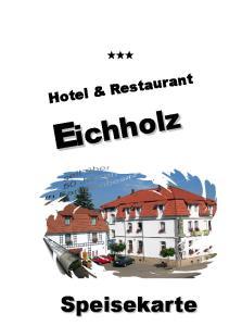 Hotel & Restaurant Eichholz ichhol Speisekarte