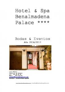 Hotel & Spa Benalmadena Palace ****