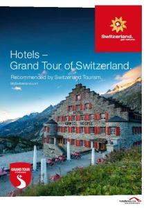 Hotels Grand Tour of Switzerland