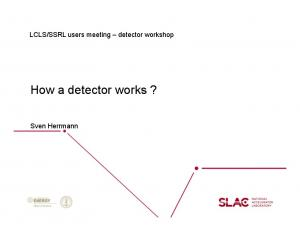 How a detector works?