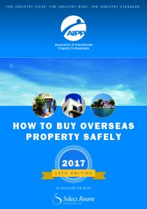 HOW TO BUY OVERSEAS PROPERTY SAFELY
