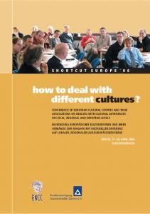 how to deal with different cultures?