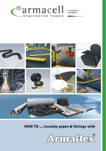 HOW TO GUIDE HOW TO... insulate pipes & fittings with