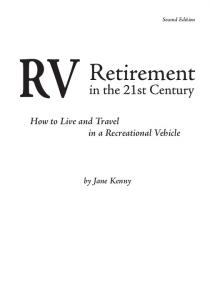 How to Live and Travel in a Recreational Vehicle