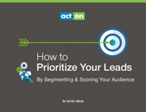 How to Prioritize Your Leads