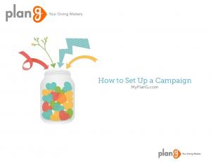 How to Set Up a Campaign MyPlanG.com
