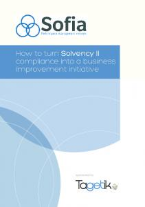 How to turn Solvency II compliance into a business improvement initiative