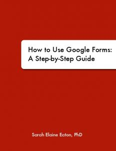 How to Use Google Forms: A Step-by-Step Guide