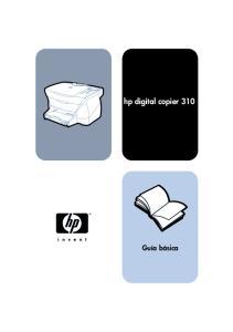 hp digital copier 310