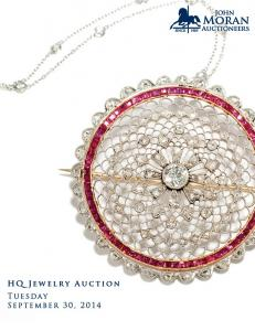 HQ Fine Jewelry Auction