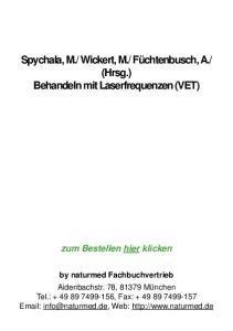 (Hrsg.) Behandeln mit Laserfrequenzen (VET)