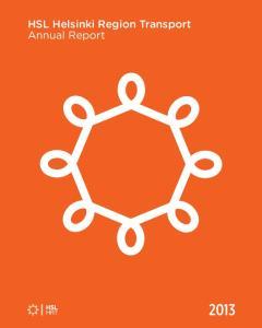 HSL Helsinki Region Transport Annual Report