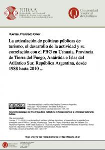 Huertas, Francisco Omar