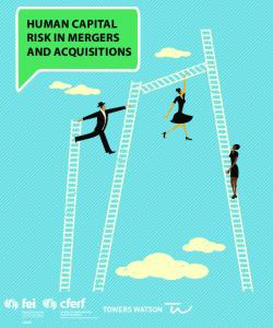 HUMAN CAPITAL RISK IN MERGERS AND ACQUISITIONS