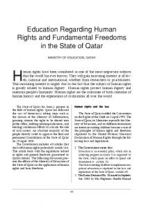 Human rights have been considered as one of the most important subjects