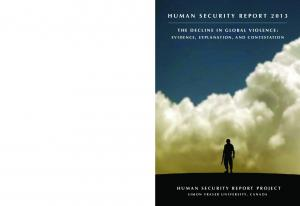 Human Security Report Project