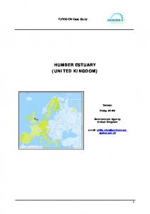 HUMBER ESTUARY (UNITED KINGDOM)