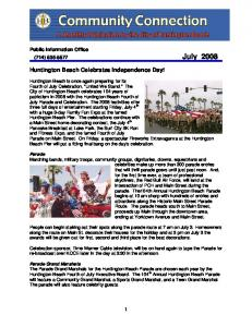 Huntington Beach Celebrates Independence Day!