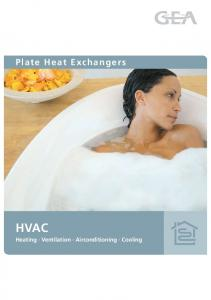 HVAC. Heating Ventilation Airconditioning Cooling