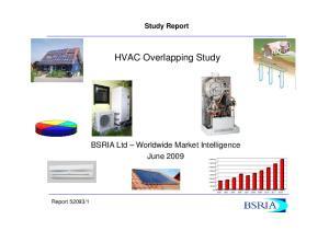 HVAC Overlapping Study