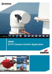 HWIN CCTV Camera Control Application