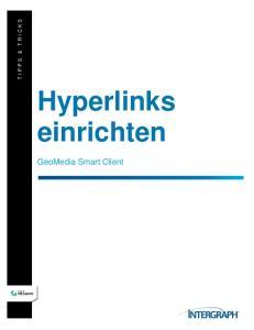 Hyperlinks einrichten