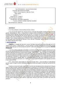 I. ANTECEDENTES PRIMERO.-