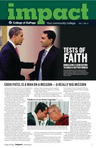 I believe we are better together. Eboo Patel