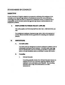 I. EMPLOYEES TO WHOM POLICY APPLIES. This policy applies to all University Staff hired after July 1, 2006 both full & parttime