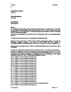 I. (Entscheidung der Kammer zu Punkt 1. des erstinstanzlichen Straferkenntnisses):