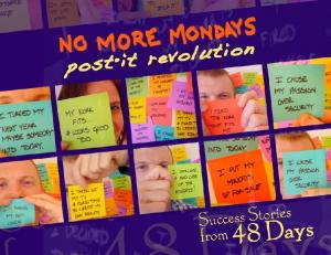 I GAVE AWAY MY MONDAYS > Foreword from Dan Miller
