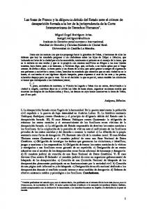I. II. III. IV. Conclusiones