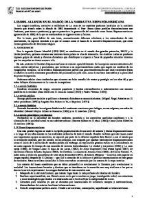 I. ISABEL ALLENDE EN EL MARCO DE LA NARRATIVA HISPANOAMERICANA