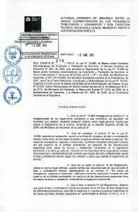 'I Li,\ FSI OTALM ENTE TRAMITADO DOCUMENTO OFICIAL TRIBUNA1E .'2012 SANTIAGO, 16 ABR. 2012